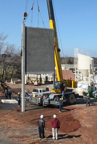 Precast Highway Noise Barrier Product Licensing Information