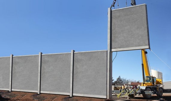 Precast Highway Noise Barrier Product Licensing